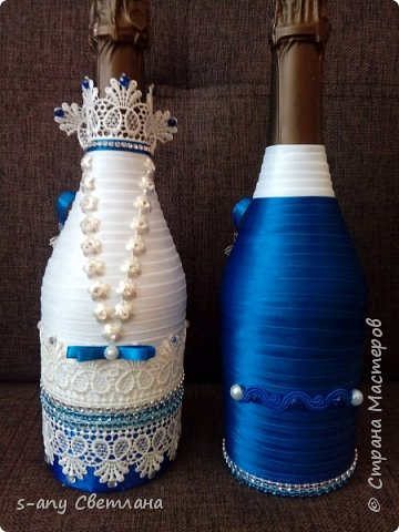 свадебный набор для любимой племянницы. Что успела... фото 3