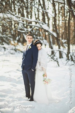 свадебный набор для любимой племянницы. Что успела... фото 26