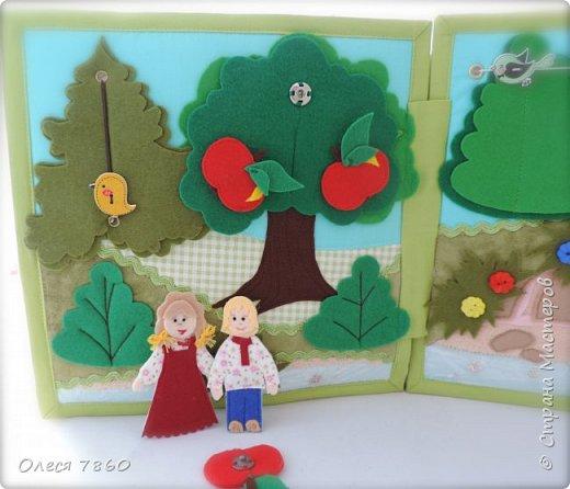 """Добрый день. Предлагаю вам посмотреть мою новую книгу . Можно разыгрывать сюжеты сказок """" Курочка Ряба"""", """" Колобок"""", """"Гуси лебеди"""" , """" Теремок"""" ( вариант рукавичка) Более подробно у меня в блоге www.olesya-art.com  фото 7"""