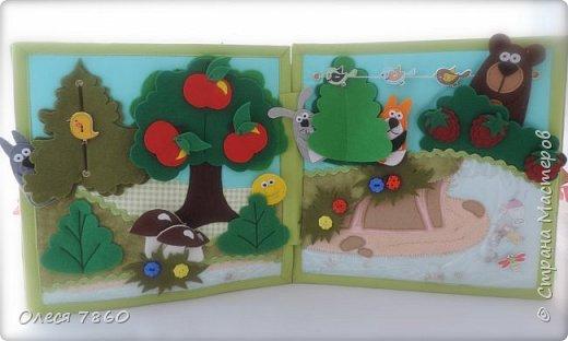 """Добрый день. Предлагаю вам посмотреть мою новую книгу . Можно разыгрывать сюжеты сказок """" Курочка Ряба"""", """" Колобок"""", """"Гуси лебеди"""" , """" Теремок"""" ( вариант рукавичка) Более подробно у меня в блоге www.olesya-art.com  фото 9"""