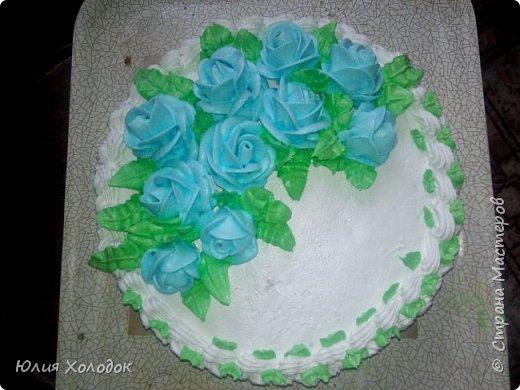 Мои торты фото 3