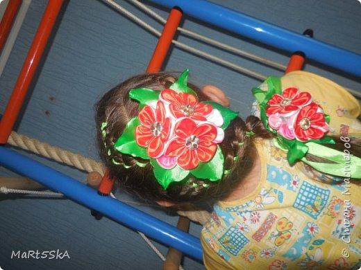 новые канзаши фото 7