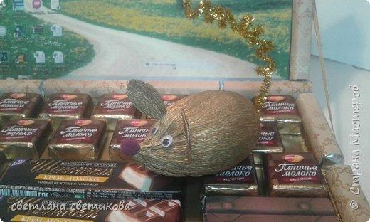 Ноутбук из конфет и шоколадок. фото 3