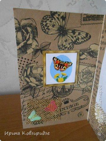 """Две открытки """"На даче"""" фото 4"""