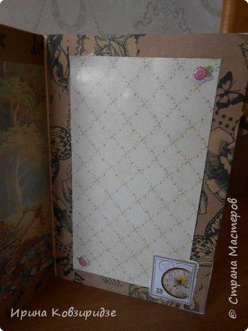 """Три открытки """"Подсолнухи"""" Картинки наклеены на картон и на кусочки вспененного скотча. фото 10"""