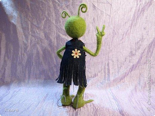 Инопланетянчик Петя прибыл к нам с миром фото 2