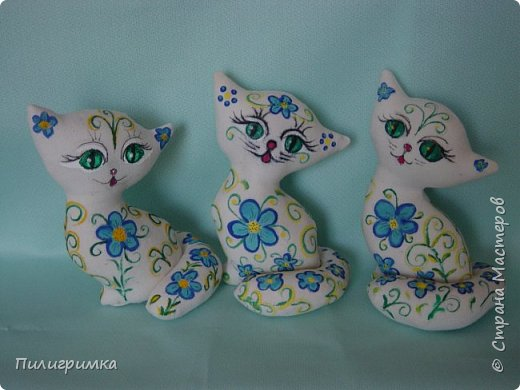 Цветные коты. фото 3