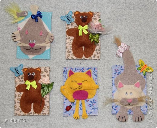 Здравствуйте!!! Всем очень рада!!! Эти карточки я делала в первую очередь рассчитаться с долгами)) Так что,если девочкам понравится,буду очень рада))  Приглашаю :    Полину    https://stranamasterov.ru/user/429450       ,  Нелю (Нельча)           https://stranamasterov.ru/user/425110      , Иришку (ИРИСКА 2012)         https://stranamasterov.ru/user/191152     , Эл   https://stranamasterov.ru/user/399311 фото 1