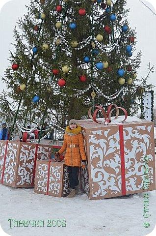 Всем доброго дня! Мои друзья в СМ знают, что мы очень любим путешествовать. Вот и на зимние каникулы родители подарили нам путешествие в сказку. Мы провели новогодние каникулы в Казани и Йошкар-Оле. Я немножко расскажу вам об этих замечательных городах. фото 1