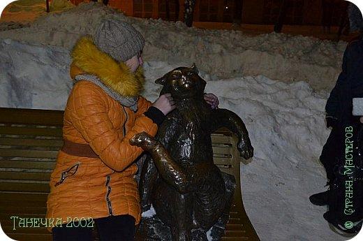 Всем доброго дня! Мои друзья в СМ знают, что мы очень любим путешествовать. Вот и на зимние каникулы родители подарили нам путешествие в сказку. Мы провели новогодние каникулы в Казани и Йошкар-Оле. Я немножко расскажу вам об этих замечательных городах. фото 28
