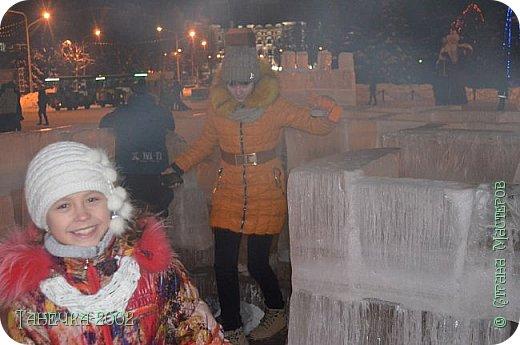 Всем доброго дня! Мои друзья в СМ знают, что мы очень любим путешествовать. Вот и на зимние каникулы родители подарили нам путешествие в сказку. Мы провели новогодние каникулы в Казани и Йошкар-Оле. Я немножко расскажу вам об этих замечательных городах. фото 34