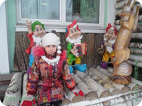 Всем доброго дня! Мои друзья в СМ знают, что мы очень любим путешествовать. Вот и на зимние каникулы родители подарили нам путешествие в сказку. Мы провели новогодние каникулы в Казани и Йошкар-Оле. Я немножко расскажу вам об этих замечательных городах. фото 31