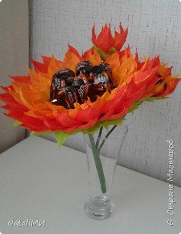 Доброго дня всем! Вот и у меня расцвел сладкий подсолнушек! фото 2