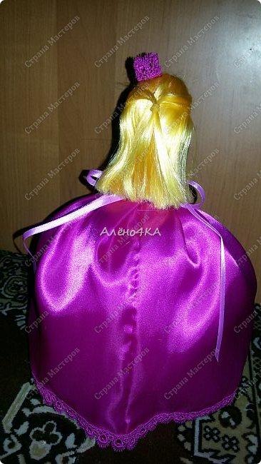 Сделано для девочки, которая обожает принцесс и очень любит розовый цвет ))) фото 2