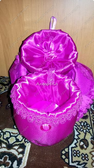 Сделано для девочки, которая обожает принцесс и очень любит розовый цвет ))) фото 3