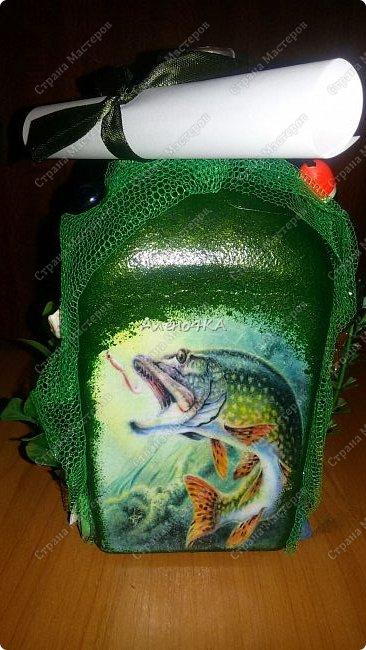 Такой набор рыбака сотворился у меня. Ушел в подарок коллеге-рыбаку, ещё и другу по совместительству ))) фото 4