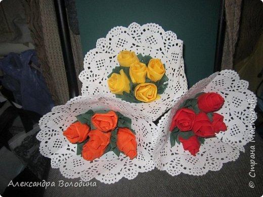 Букеты роз))) фото 1