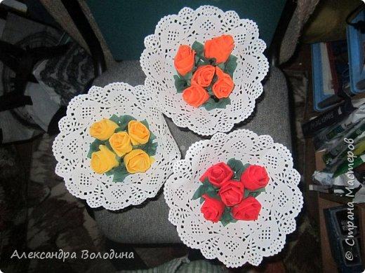 Букеты роз))) фото 2