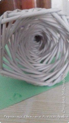 Ангел  Рождества Высота 12-13 см .Плетение спиральное .Плела без пирамидальной формы . Конечно до    Рождества еще далеко ,поэтому это   проба- дебют фото 6