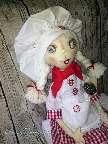 """Привет всем в СМ!!! Кукломания - болезнь! Болезнь творческая!!! И я счастлива, что болею этой болезнью!!! Моя новая куколка Розочка! Я и шила ее как куклу-цветок для конкурса в Инстаграм """"Куколка-цветочек"""", ну и имя у нее, конечно, Розочка! Именно Розочка, а не просто Роза. фото 8"""