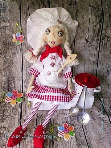 """Привет всем в СМ!!! Кукломания - болезнь! Болезнь творческая!!! И я счастлива, что болею этой болезнью!!! Моя новая куколка Розочка! Я и шила ее как куклу-цветок для конкурса в Инстаграм """"Куколка-цветочек"""", ну и имя у нее, конечно, Розочка! Именно Розочка, а не просто Роза. фото 9"""