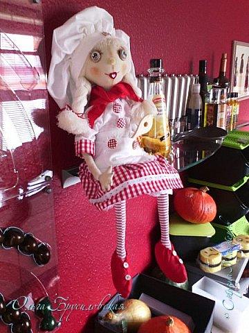 """Привет всем в СМ!!! Кукломания - болезнь! Болезнь творческая!!! И я счастлива, что болею этой болезнью!!! Моя новая куколка Розочка! Я и шила ее как куклу-цветок для конкурса в Инстаграм """"Куколка-цветочек"""", ну и имя у нее, конечно, Розочка! Именно Розочка, а не просто Роза. фото 10"""