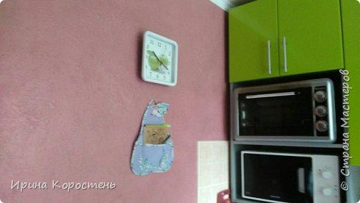Органайзер в кухню. Груша. фото 2