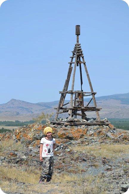 28го июля мы решили проехать до самой дальней точки нашего маршрута по Чуйскому тракту. Доехать планировалось до Кош-Агача. Это примерно 50 км не доезжая до границы с Монголией. Погода и природа радовали нас и восхищали. Предлагаю полюбоваться пейзажами фото 9