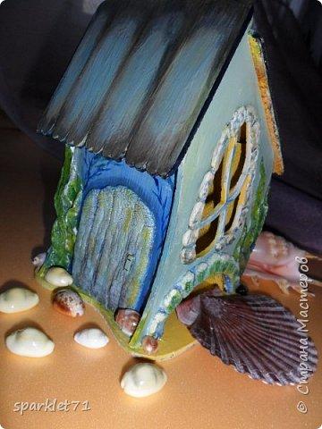 Чайный домик в морском стиле. фото 2