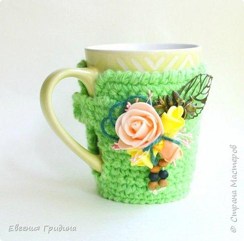 Чехольчик для чашки :)  фото 1