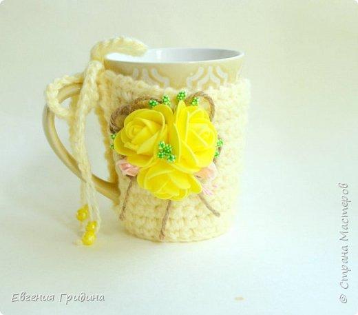 Чехольчик для чашки :)  фото 2