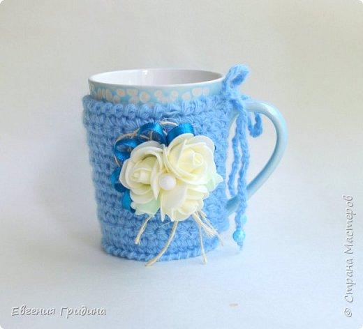Чехольчик для чашки :)  фото 3