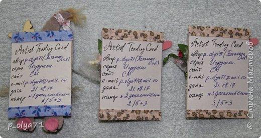 Здравствуйте!!! Всем очень рада!!! Эти карточки я делала в первую очередь рассчитаться с долгами)) Так что,если девочкам понравится,буду очень рада))  Приглашаю :    Полину    https://stranamasterov.ru/user/429450       ,  Нелю (Нельча)           https://stranamasterov.ru/user/425110      , Иришку (ИРИСКА 2012)         https://stranamasterov.ru/user/191152     , Эл   https://stranamasterov.ru/user/399311 фото 16
