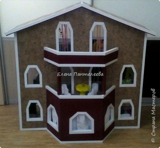 Кукольный домик для племянниц фото 3