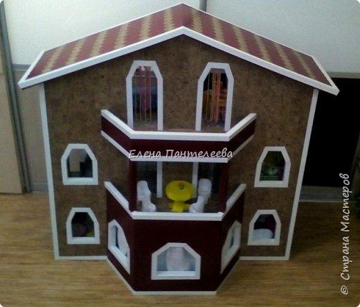Кукольный домик для племянниц фото 1