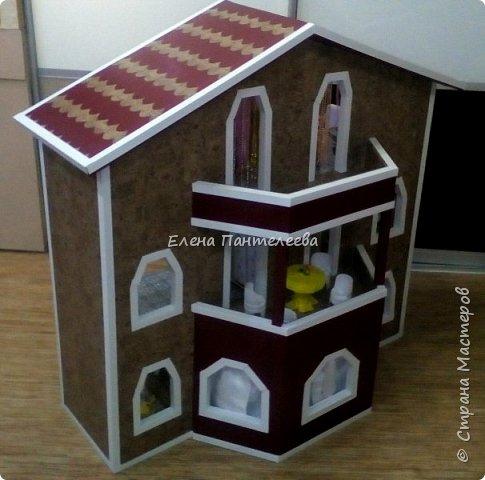 Кукольный домик для племянниц фото 2