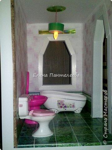 Кукольный домик для племянниц фото 12