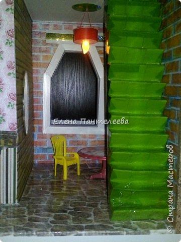 Кукольный домик для племянниц фото 5