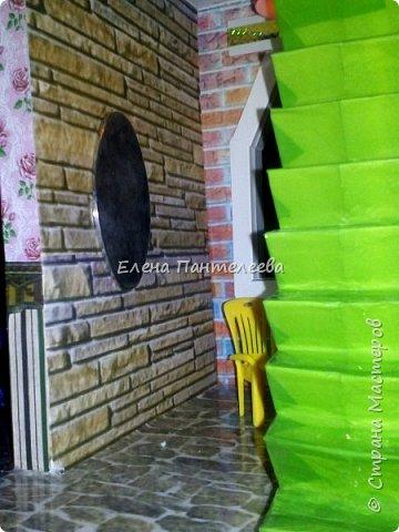 Кукольный домик для племянниц фото 6
