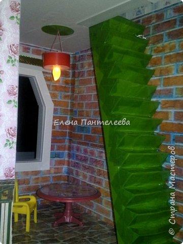 Кукольный домик для племянниц фото 7