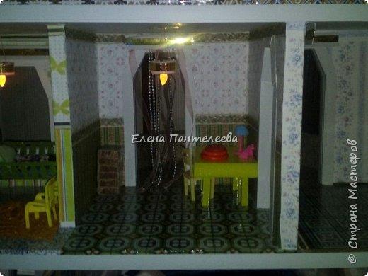 Кукольный домик для племянниц фото 17