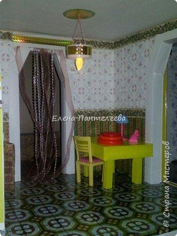 Кукольный домик для племянниц фото 18