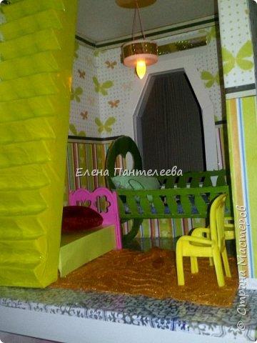 Кукольный домик для племянниц фото 20