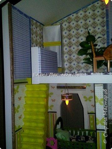 Кукольный домик для племянниц фото 23