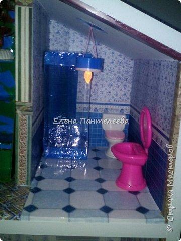Кукольный домик для племянниц фото 32