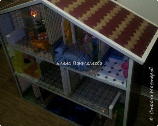 Кукольный домик для племянниц фото 35
