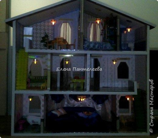 Кукольный домик для племянниц фото 36