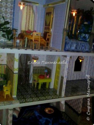 Кукольный домик для племянниц фото 37