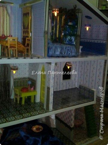 Кукольный домик для племянниц фото 38