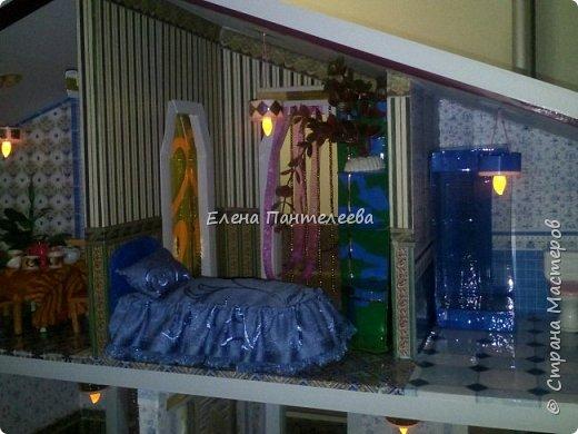 Кукольный домик для племянниц фото 39